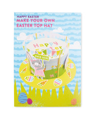 Easter Craft Kit Top Hat
