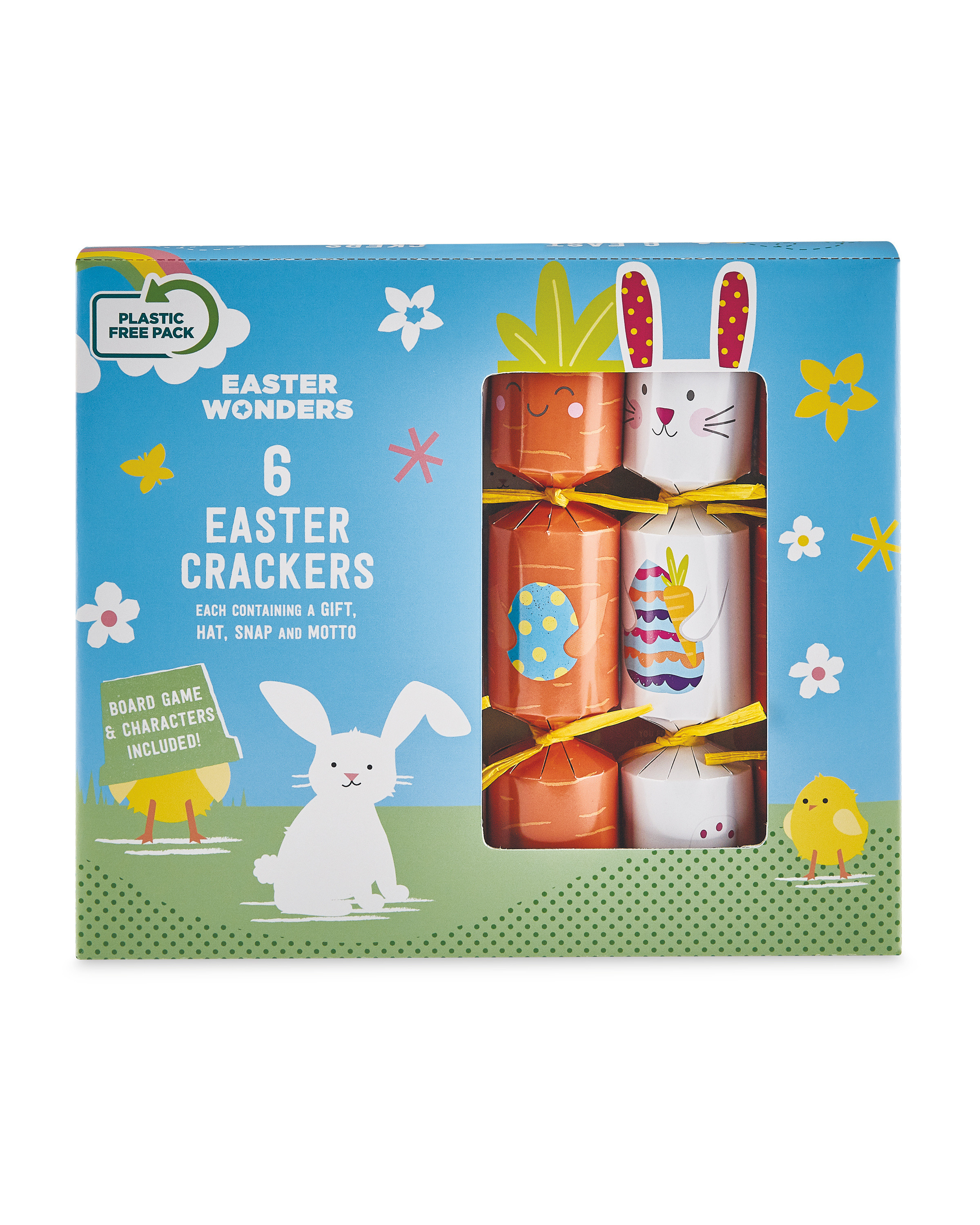 Easter Wonders Easter Crackers 6 Pk