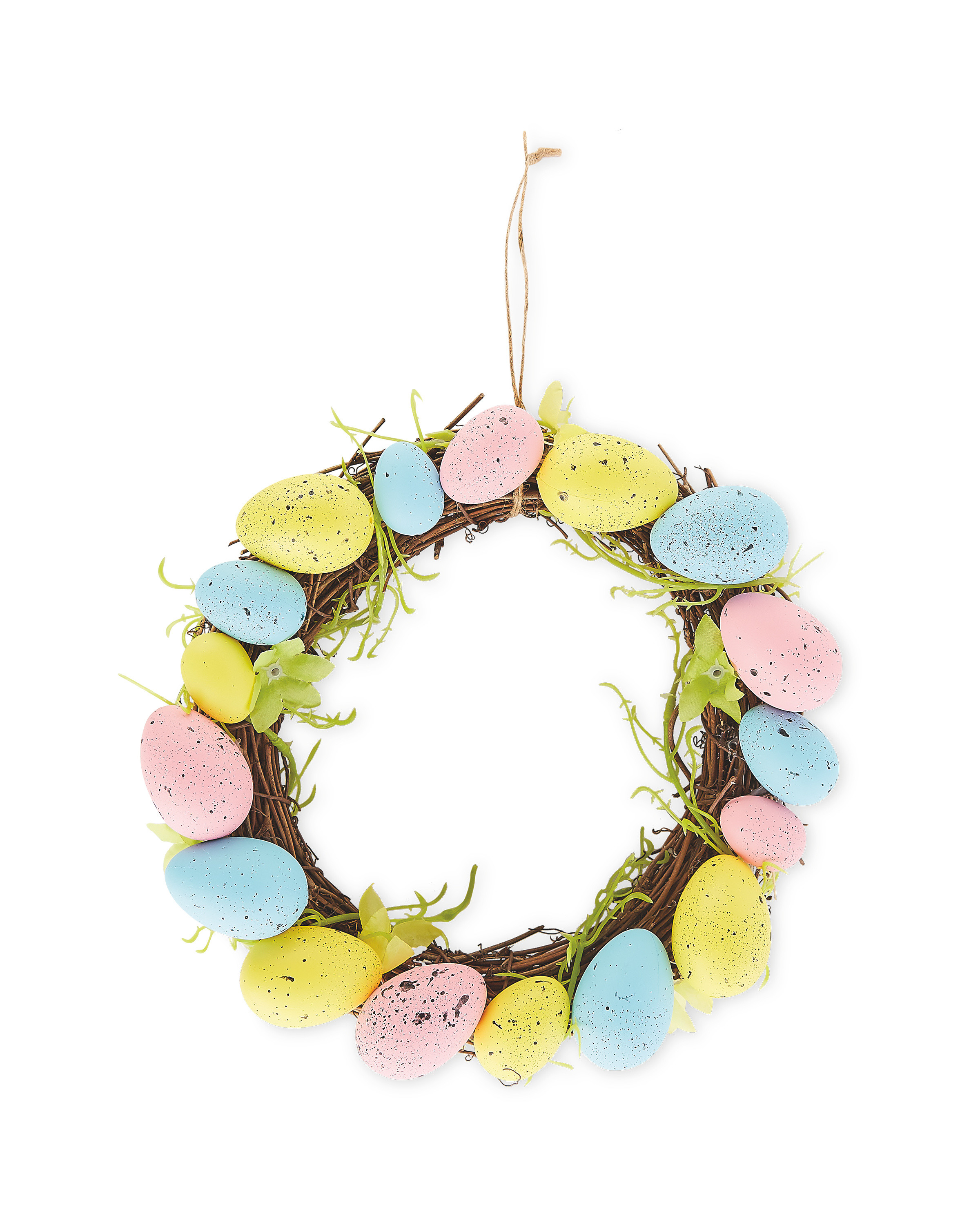 Easter Wonders Egg Wreath