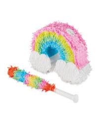 Easter Wonders Rainbow Piñata