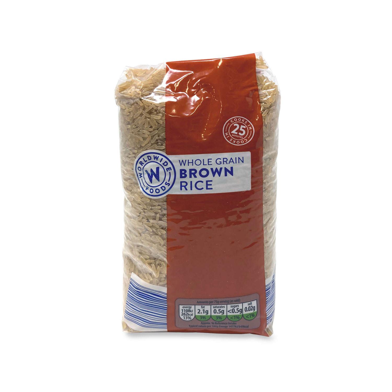 Wholegrain Brown Rice