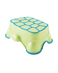 Easy Home Children's Step Stool - Green