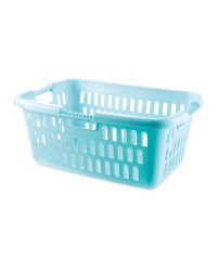 Easy Home Ergonomic Laundry Basket - Green