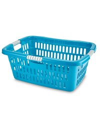 Easy Home Laundry Basket - Blue