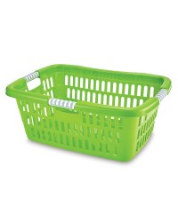 Easy Home Laundry Basket - Green