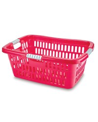 Easy Home Laundry Basket - Pink