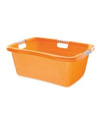 Easy Home Laundry Tub - Orange