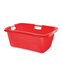 Easy Home Laundry Tub - Red