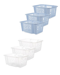 Easy Home Small Basket Set
