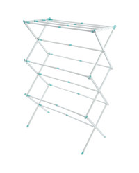 Easy Home White Expanding Airer