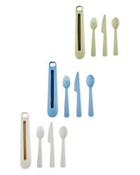 Eco Home Reusable Cutlery Set