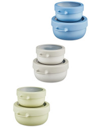Eco Home Snack Pot 2 Pack