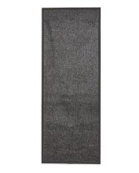 Edged Dirt Buster Mat - Dark Grey