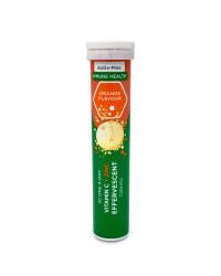 Effervescents - Vitamin C & Zinc