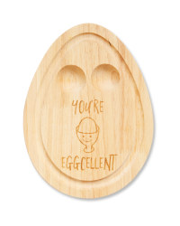 Eggcellent Brunch Serving Board