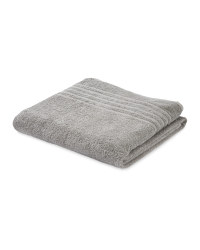 Egyptian Cotton Bath Sheet - Mink