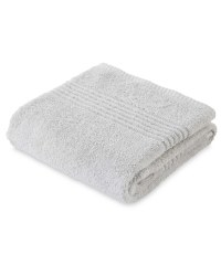 Egyptian Cotton Hand Towel - Grey