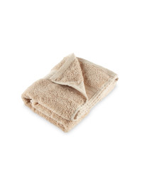 Egyptian Cotton Hand Towel - Latte