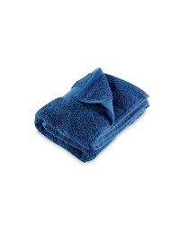 Egyptian Cotton Hand Towel - Navy