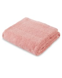 Egyptian Cotton Hand Towel - Rose Pink