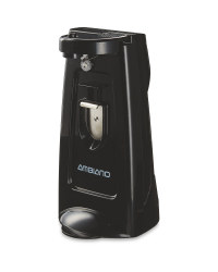 Electric Can Opener - Black
