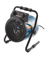 Workzone Electric Fan Heater