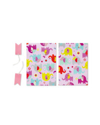 Elephant Wrapping Paper & Tags