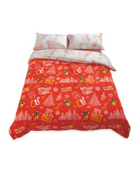 Elf Double Duvet Set
