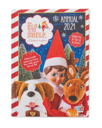 Elf On The Shelf Annual