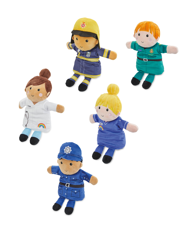 Emergency Services Puppet Bundle