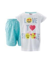 Emoji Kids' Love to Snooze Nightwear