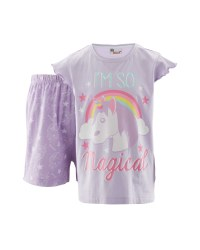 Emoji Kids' Unicorn Nightwear