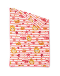 Emoji Princess Throw