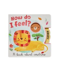 Emotions Baby Book