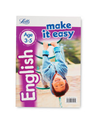 Let's Make It Easy English 3-5