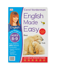 English Made Easy 8-9 KS2