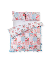 Escada Frill Double Duvet Set