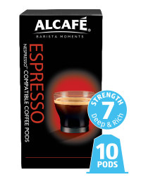 Espresso Coffee Pods