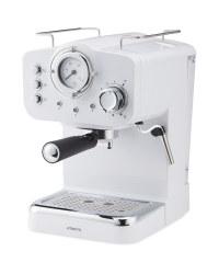 Ambiano Espresso Maker - White
