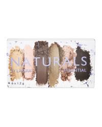 Essential Naturals Eyeshadow Palette