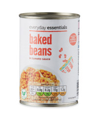 Everyday Essentials Baked Beans