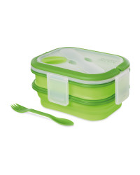 Expandable Lunch Box - Green