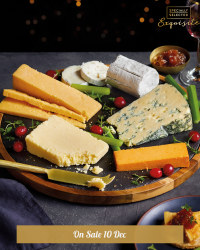 Exquisite Selection Cheese Box