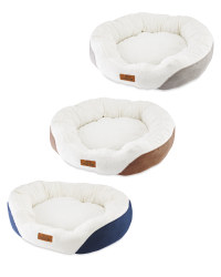 Extra Large Oval Pet Bed