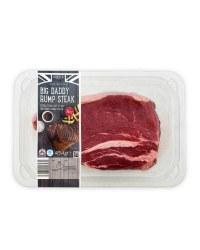 Extra Thick Cut Rump Steak