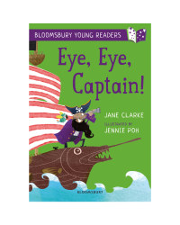 Eye Eye Captain Bloomsbury