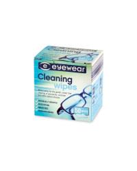 Eyewear Glasses Cleaning Wipes