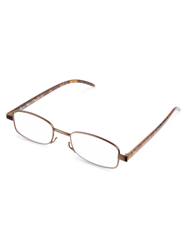 813c2717de66 Eyewear Brown Reading Glasses 3.0 - ALDI UK