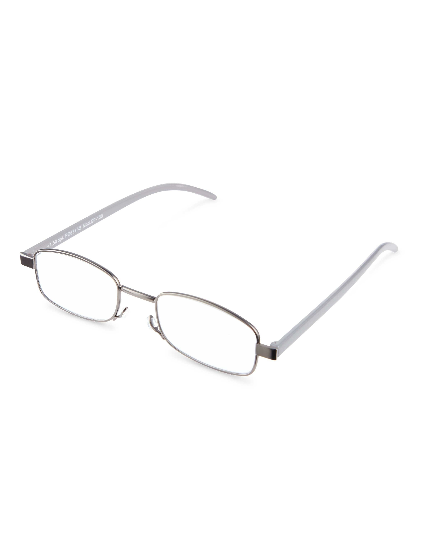 cd1d070b5762 Eyewear Grey Reading Glasses 3.0 - ALDI UK