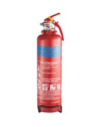 FX Dry Powder Fire Extinguisher 1kg